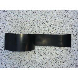 Rubber strip 100 x 3 mm