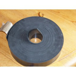 Rubber strip 60 x 3 mm