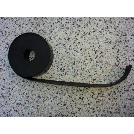 EPDM rubber strip 50x3