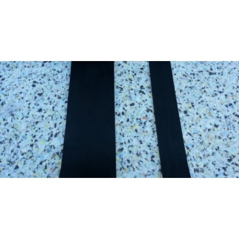 15 mm dikke strip 40 mm breed 140 cm