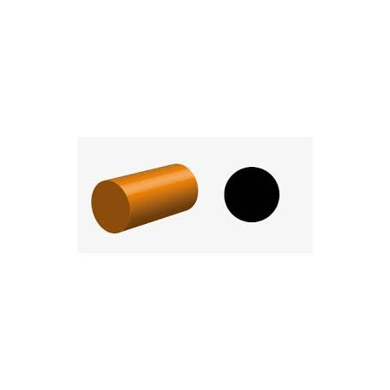 1 mm rondsnoer