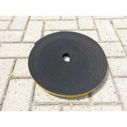 10x3 Zachte rubber strip