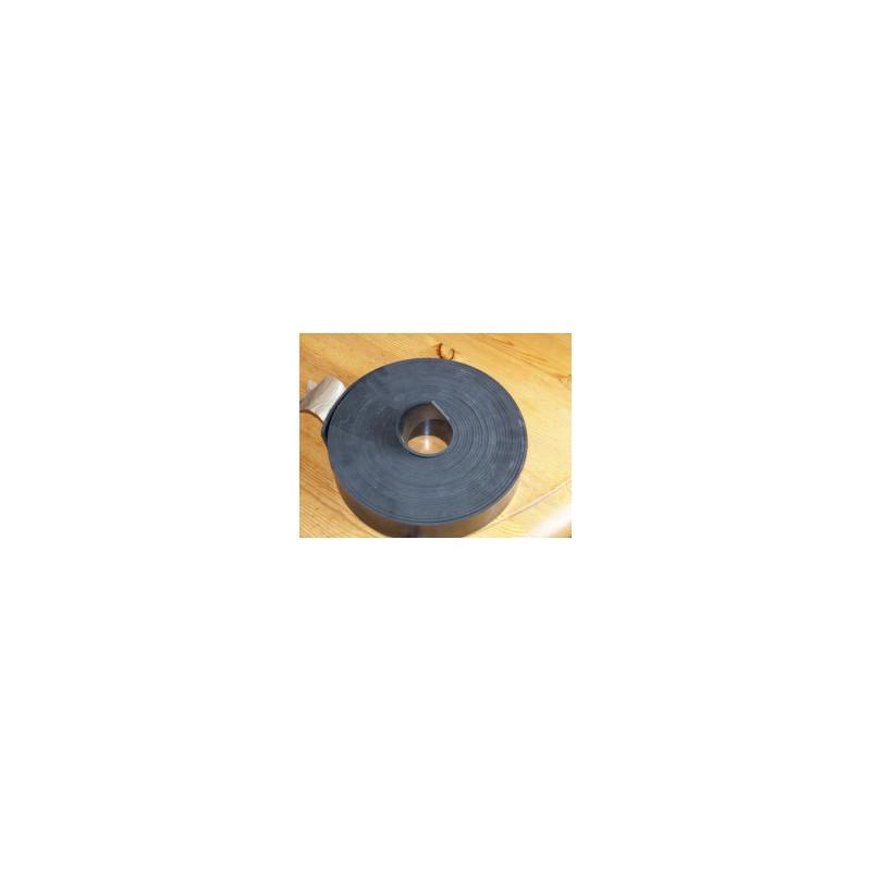 50 cm siliconen strook 140 cm breed transparant