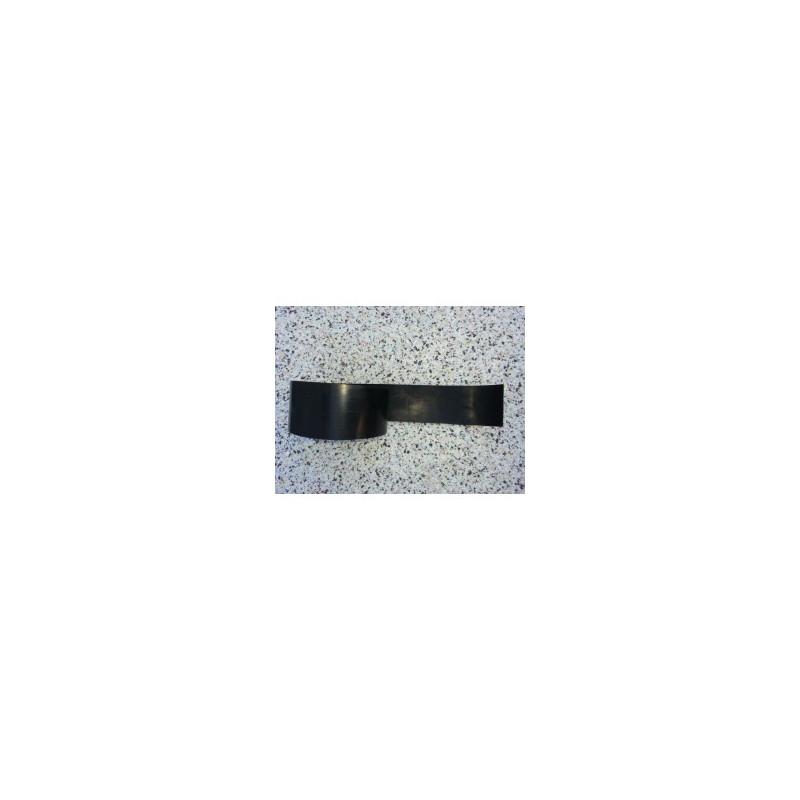 EPDM folie 10 cm rol 25 meter 0,5 mm